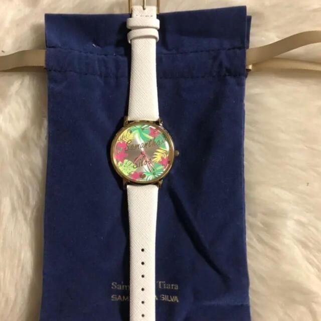 Samantha Silva(サマンサシルヴァ)の【新品】Samantha SILVA 時計 レディースのファッション小物(腕時計)の商品写真
