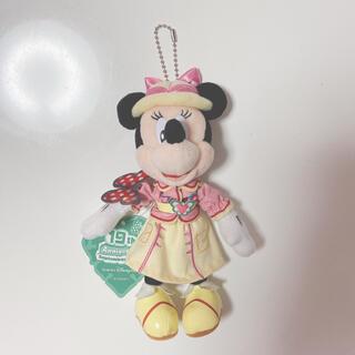 ミニーマウス - ディズニー ミニー トレイル ぬいば