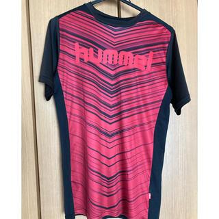 ヒュンメル(hummel)のヒュンメル☆メンズTシャツ(Tシャツ/カットソー(半袖/袖なし))