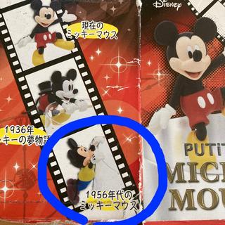 ミッキーマウス(ミッキーマウス)のputitto プチット ミッキー(キャラクターグッズ)