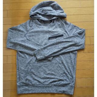 American Eagle - アメリカンイーグル 長袖薄手パーカー 伸縮性有り