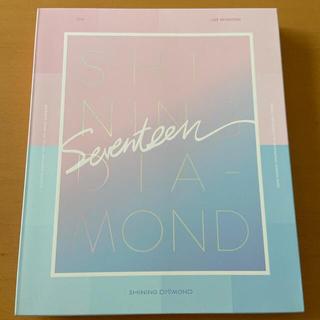 セブンティーン(SEVENTEEN)のSEVENTEEN ライブDVD(K-POP/アジア)