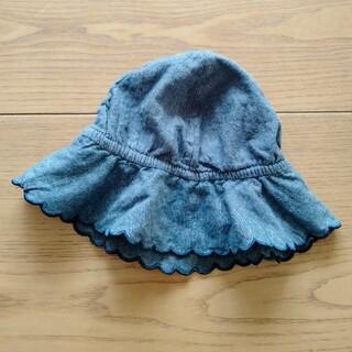 ギャップ(GAP)のbabyGap 帽子 50cm(帽子)