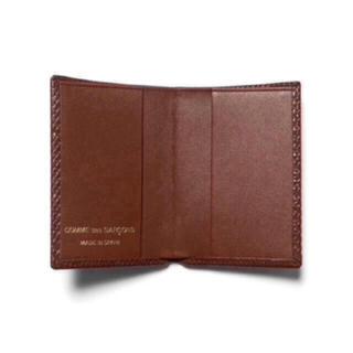 コムデギャルソン(COMME des GARCONS)の【新品】Comme des Garcons WALLET(折り財布)