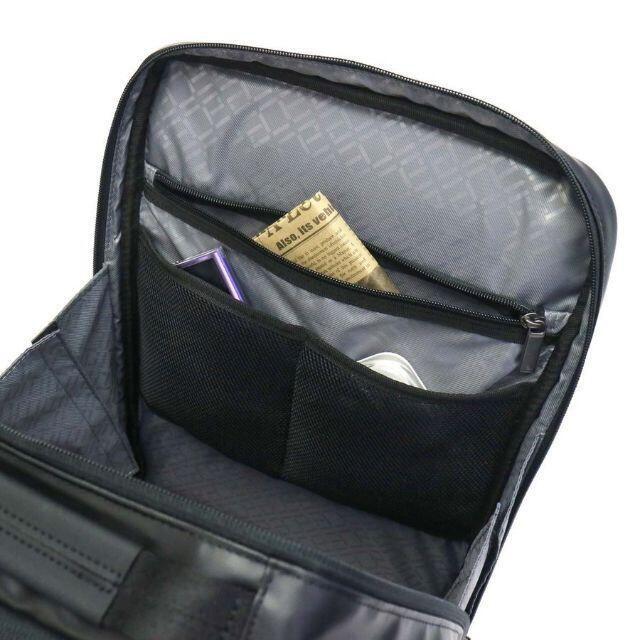 ACE GENE(エースジーン)の3,000円引■エースジーン[ガジェタブルWR]ビジネスリュックB4 13L 黒 メンズのバッグ(ビジネスバッグ)の商品写真