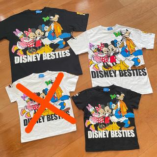 Disney - ディズニーランド購入 家族ペアルック Tシャツセット