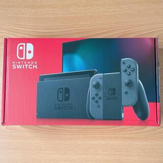 Nintendo Switch - 新品未開封 Nintendo Switch ニンテンドー スイッチ 本体 グレー