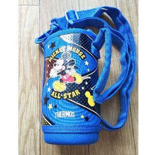 THERMOS - THERMOS 水筒ボトルカバー 500ミリミッキーマウス