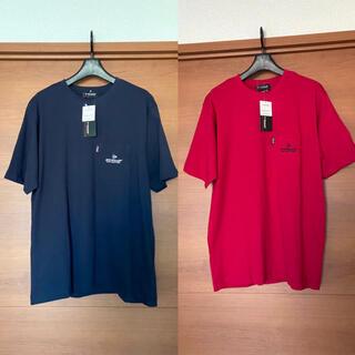 DUNLOP - 新品 DUNLOP Tシャツ 半袖 メンズ スポーツ ランニング トレーニング