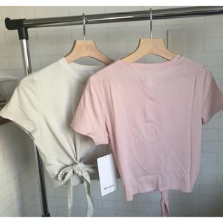 ルルレモン(lululemon)のlululemon ルルレモン Time to Restore Tシャツ(ヨガ)
