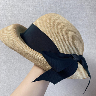 CA4LA - CA4LA 帽子 麦わらハット カサブランカ ハット
