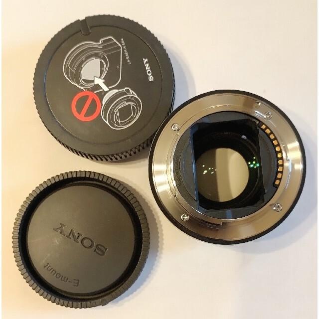 SONY(ソニー)のSEL14TC ソニー Eマウント用 1.4X テレコンバーター Sony スマホ/家電/カメラのカメラ(レンズ(単焦点))の商品写真