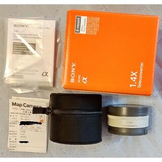 SONY - SEL14TC ソニー Eマウント用 1.4X テレコンバーター Sony