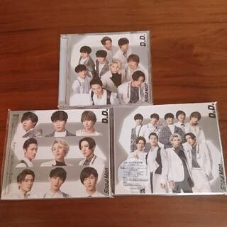 snowman D.D 初回、通常、with sixTONES CD,DVD