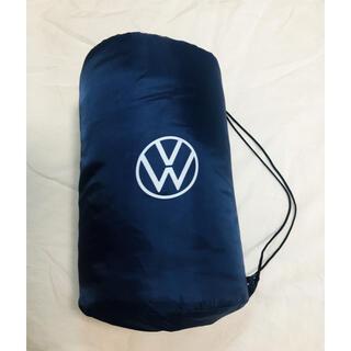 フォルクスワーゲン(Volkswagen)の【非売品】フォルクスワーゲン VW  オリジナルスリーピングブランケット(ノベルティグッズ)