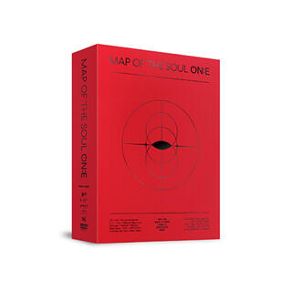ON'E DVD BTS