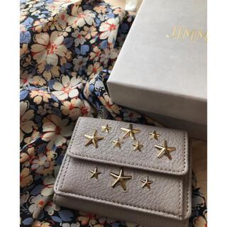 ジミーチュウ(JIMMY CHOO)の新品未使用 ジミーチュウ JIMMY CHOO 財布(財布)
