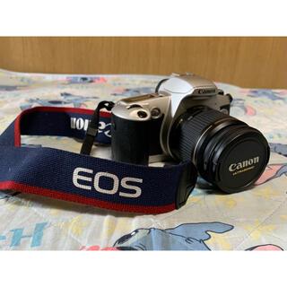 キヤノン(Canon)の美品 カメラEOSKiss レンズ EF28-80 1:3.5-5.6(フィルムカメラ)