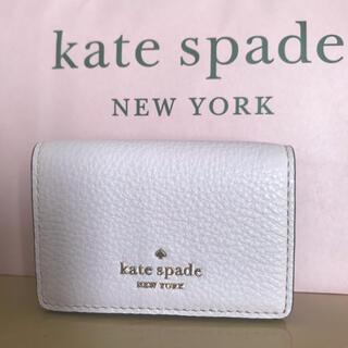 ケイトスペードニューヨーク(kate spade new york)のケイトスペード  三つ折り ウォレット(財布)