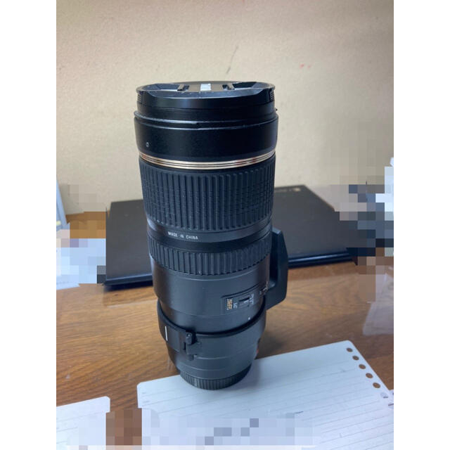 TAMRON(タムロン)のタムロン 70-200mm F2.8  USD A009 Canon用 スマホ/家電/カメラのカメラ(レンズ(ズーム))の商品写真