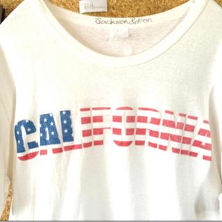 ロンハーマン(Ron Herman)の【別注】Jackson&Ron Herman 🇯🇵日本製T(Tシャツ/カットソー(半袖/袖なし))