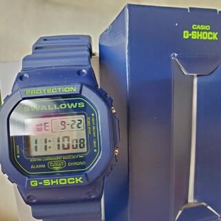 G-SHOCK - G-SHOCK DW5600モデル 2021年Swallowsモデル)