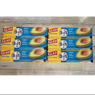 コストコ(コストコ)のお値下げ不可❗️ コストコプレスンシール 3本×2(収納/キッチン雑貨)