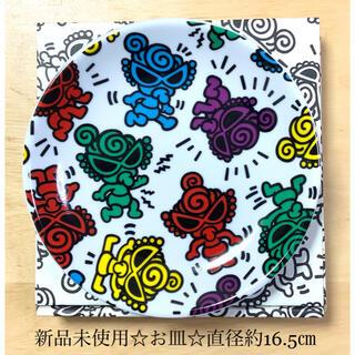 ヒステリックミニ(HYSTERIC MINI)のヒスミニ☆正規品☆新品☆お皿☆平皿☆プレート☆食器☆陶器製☆②(食器)
