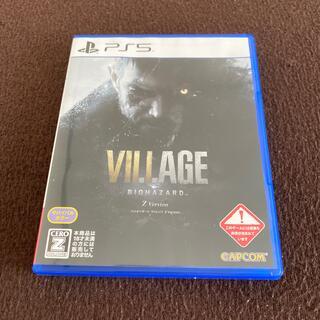 PlayStation - バイオハザード ヴィレッジ Z Version PS5