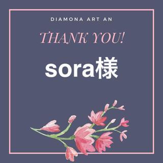 sora様 ダイヤモンドアート オーダー(オーダーメイド)