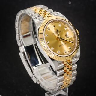 ロレックス ROLEX デイトジャスト41 腕時計 メンズ