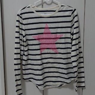ギャップキッズ(GAP Kids)のGAP Kids 長袖 xxl 160 女のコ(Tシャツ/カットソー)