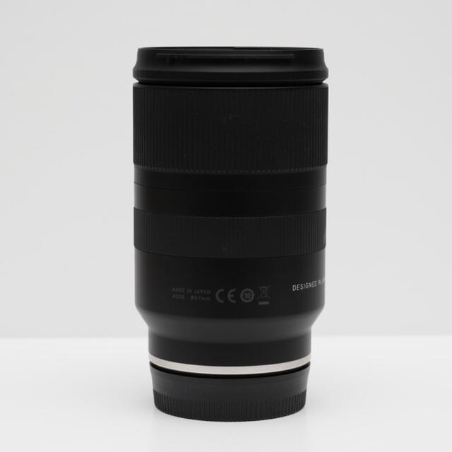 TAMRON(タムロン)のTAMRON 28-75mm f2.8 DIiii RXD スマホ/家電/カメラのカメラ(レンズ(ズーム))の商品写真