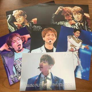 SHINee - SHINee  ONEW メモカぴあ、CD購入特典生写真セット☆オニュ