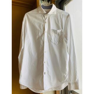 コムサイズム(COMME CA ISM)のコットンシャツ メンズ(シャツ)