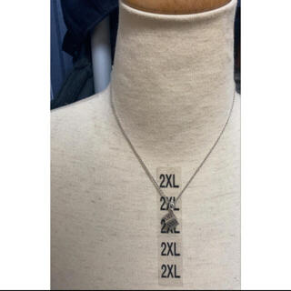 Tiffany & Co. - 【vintage】old tiffany atlas cube necklace