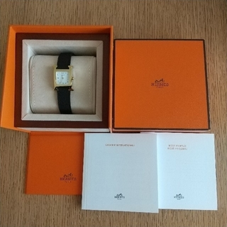 Hermes - エルメス  HERMES  hウォッチ  美品  時計
