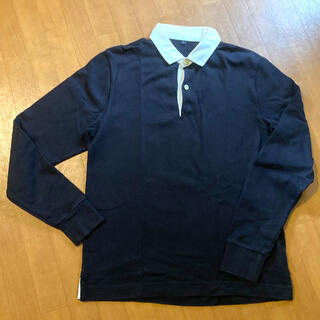 ムジルシリョウヒン(MUJI (無印良品))のラガーシャツ 長袖(ポロシャツ)