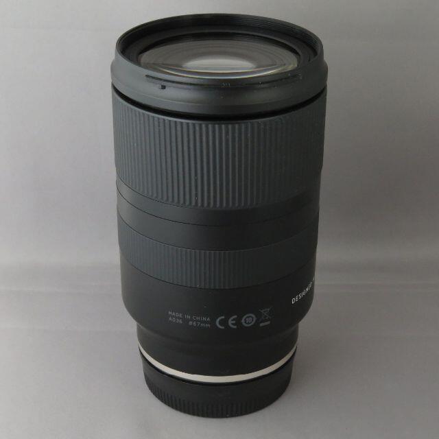 TAMRON(タムロン)のヨツオ様専タムロン ソニーE用28-75mmF2.8DiIII RXD A036 スマホ/家電/カメラのカメラ(レンズ(ズーム))の商品写真