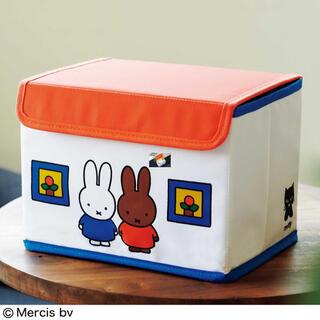 SPRiNG(スプリング) 11月号 ミッフィー おうちデザインの収納BOX