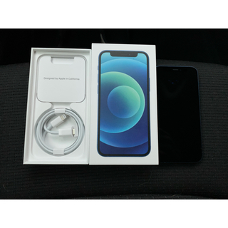 Apple - iPhone12mini 64   Blue