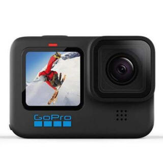 ゴープロ(GoPro)の【7%オフ】GoPro Here10 Black 新品未使用(ビデオカメラ)