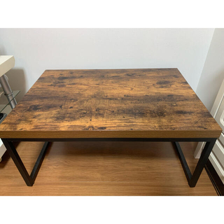 ニトリ(ニトリ)のニトリ ウッドテーブル(ローテーブル)