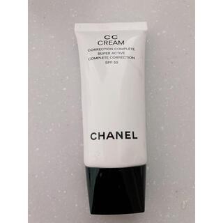 CHANEL - シャネル CC クリーム N 21 ベージュ 30ml