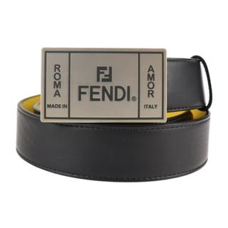 フェンディ(FENDI)のFENDI フェンディ ベルト 【本物保証】(ベルト)