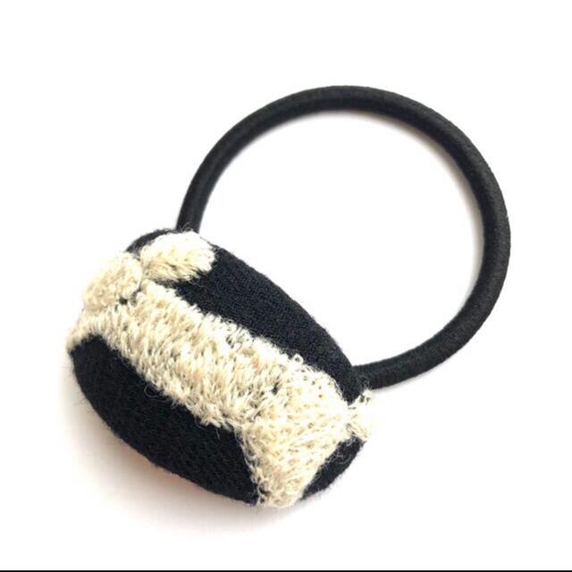 mina perhonen(ミナペルホネン)のミナペルホネン  ハンドメイド ヘアゴム  専用 ハンドメイドのアクセサリー(ヘアアクセサリー)の商品写真