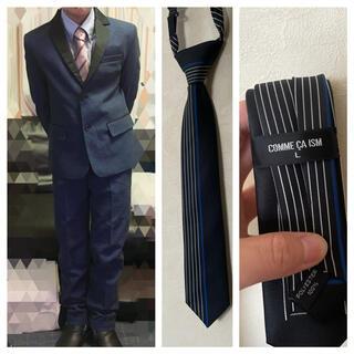 マークジェイコブス(MARC JACOBS)のマークジェイコブス  スーツ ネクタイ付 150 12A 卒業式 冠婚葬祭 (ドレス/フォーマル)