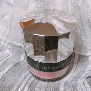 オーブクチュール(AUBE couture)のオーブクチュール デザイニングパフィーチーク411(チーク)
