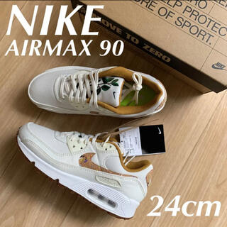 NIKE - 【新品】NIKE AIRMAX90SE ウィメンズ 24