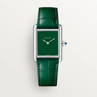 Cartier - カルティエ タンク マスト グリーン